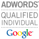 Google Adwords Qualified Individual Certification
